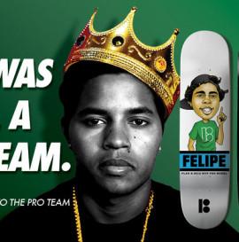 """""""IT WAS ALL A DREAM"""" Felipe Gustavo is now pro!"""