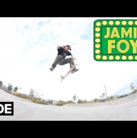 JAMIE FOY – RIDE OR DIE Shake Junt