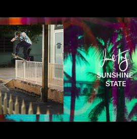 "Jamie Foy's ""Sunshine State"" Dickies Part"