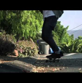 Jamie Thomas Flashback Cruiser Commercial