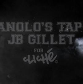JB GILLET MANOLO'S MIXTAPE FOR CLICHÉ