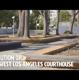JENKEM - The Evolution of... The West Los Angeles Courthouse