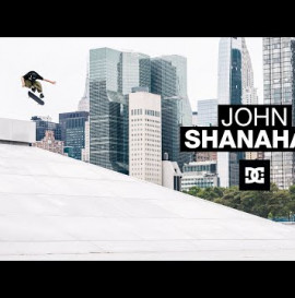 "John Shanahan's ""Cargo Sneaker"" DC Shoes Part"