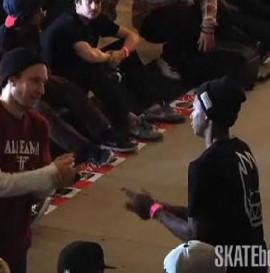 Johnny Romano Skate Jam: Es Game Of Skate Pro Finals