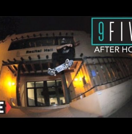 Josh Kalis, Jordan Hoffart, Nick Tucker: 9FIVE After Hours