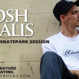 Josh Kalis Sessions Stoner Plaza