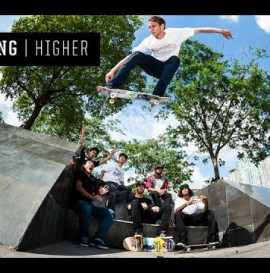 JSLV/Sk8Mafia presents Shang-Higher: Part 2