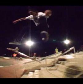 Jurek Poleszczuk 10 tricks Leszno Skateplaza