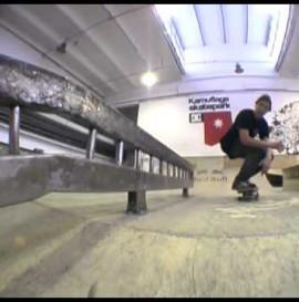 Kamuflage* Skatepark - Rafał Modranka quick edit 2013