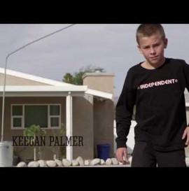 Keegan Palmer - BONES WHEELS