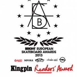 Kingpin Readers' European Skater of the Year