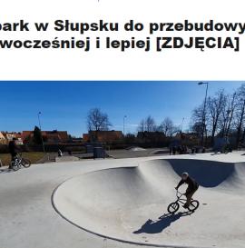 Kolejny bubel tym razem w Słupsku