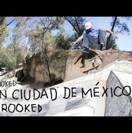 """Krooked """"En Cuidad De México"""" Video"""