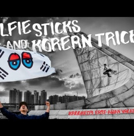 "Krooked's ""Selfie Sticks and Korean Tricks"" Video"