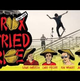 Krux Fried Rice China Tour
