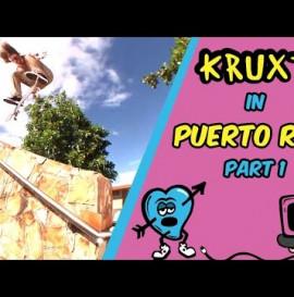 Krux in Puerto Rico! Part 1