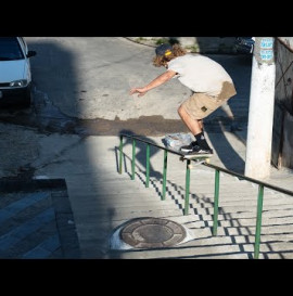 "Lakai's ""Street Safari"" Video"