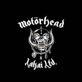 Lakai x Motörhead featuring Riley Hawk
