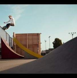 Levi's Skateboarding Collection - Fall 2015