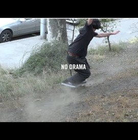 LEVI'S® SKATEBOARDING PRESENTS | No Drama