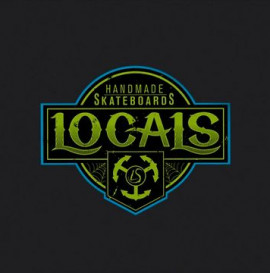 LOCALS Skateboards CLIP