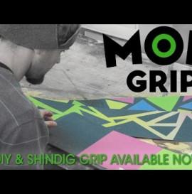 Louie Barletta Griptape Factory: DIY MOB Grip