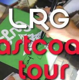 LRG Eastcoast Tour Video