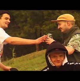 Łukasz Skrzeczyński & Uliczne Świrusy 'Raw Hide Video' Part