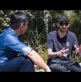 Maciek Heczko o skateboardingu na igrzyskach - rozmowa