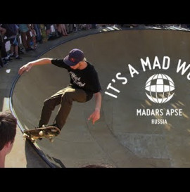 MADARS APSE - IT'S A MAD WORLD - RUSSIA | EP 3