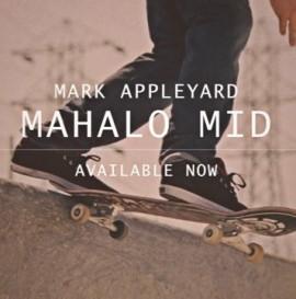 MAHALO MID: MARK APPLEYARD