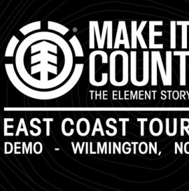 Make It Count  - demo Tour Wilmington