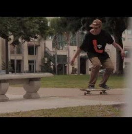 Marek Zaprazny Skates Orion Trucks