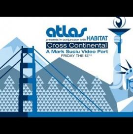 Mark Suciu, Cross Continental Trailer