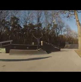Mateusz Okuła SV / Skatepark Kędzierzyn