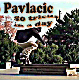 Mato Pavlacic...50 in a day