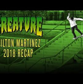 Milton Martinez 2018 Recap