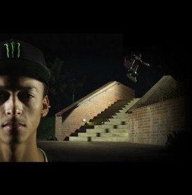 Monster Energy: Nyjah Huston -- The City Is Our Playground