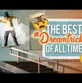 Montage Of NBD's At The Berrics
