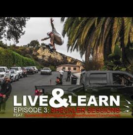 MSA - LIVE&LEARN EPISODE#3 - SHECKLER SESSIONS