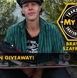 My Ride: Braydon Szafranski Giveaway
