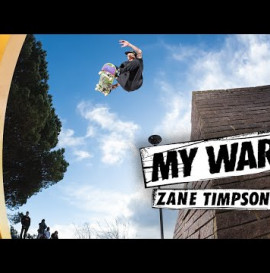 My War: Zane Timpson