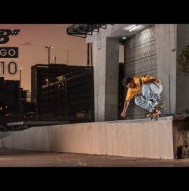 "New Balance's ""Trust Tiago"" Video"