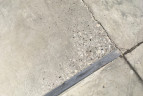 Niedopuszczalne szlifowanie skateparku betonowego