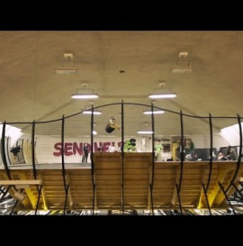 NIKE SB EUROPE - FROM BOLOGNA TO MARSEILLE