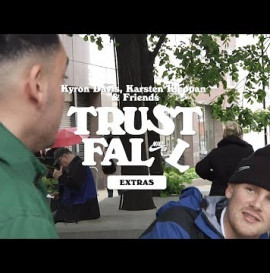 Nike SB |  Kyron Davis, Karsten Kleppan and Friends | Trust Fall Extras