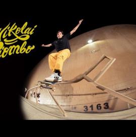 "Nikolai Piombo's ""Shake Junt"" Part"