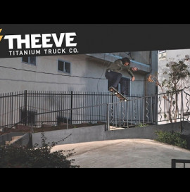Norman Woods Theeve Part   TransWorld SKATEboarding