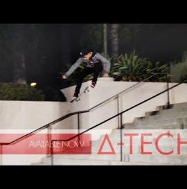 Nyjah Huston | AYC A-Tech Collection