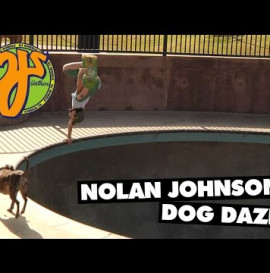OJ Wheels | Nolan Johnson's Dog Daze